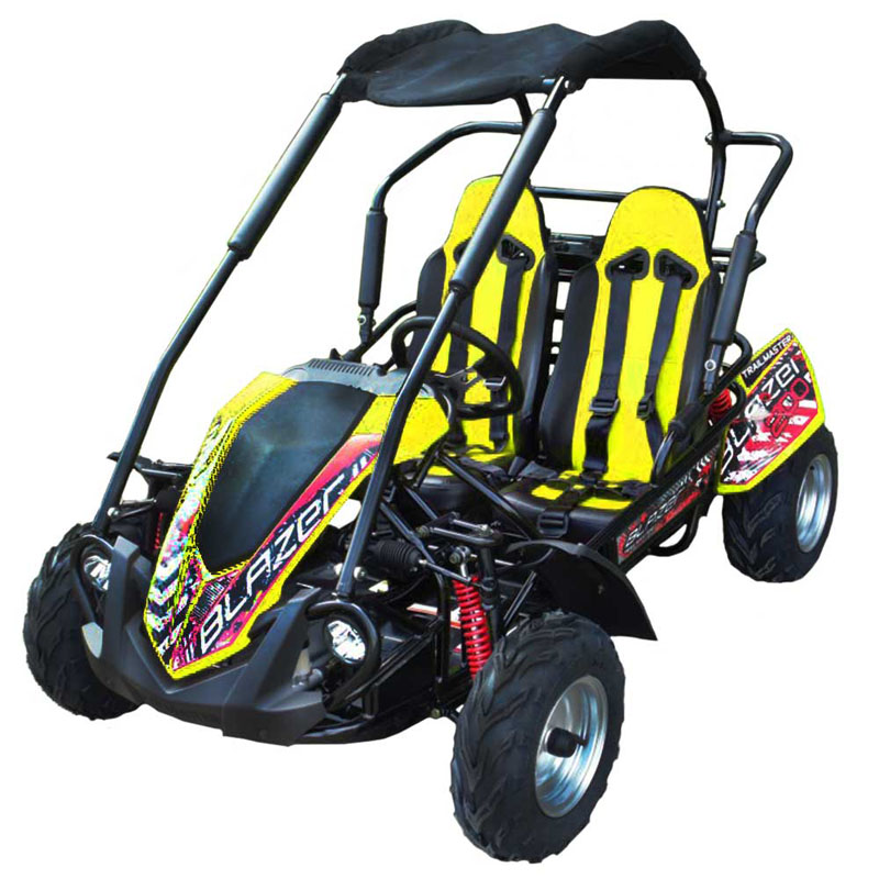 KXB-14 KIDS BUGGY 200CC 6.5HP