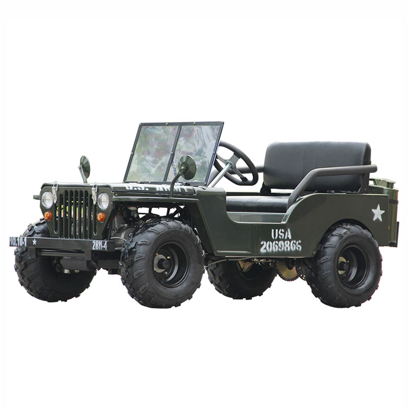 KXB-22 MINI JEEP WILLYS 110CC/125CC/150CC