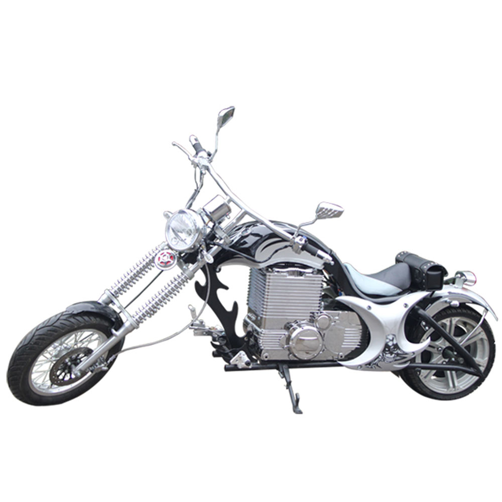 KXC-02 ELECTRIC HARLEY CHOPPER MOTORCYCLE 3000W